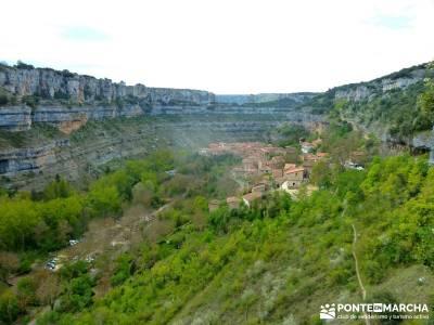 Cañones Ebro, Alto Campoo, Brañosera,Valderredible; calendario de viajes ofertas viajes en grupo v